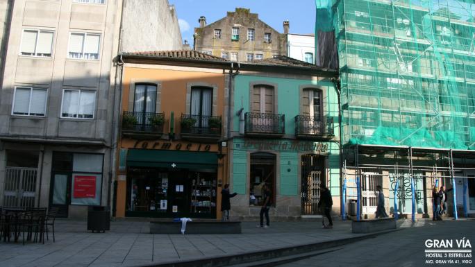 Pequeño comercio Pontevedra