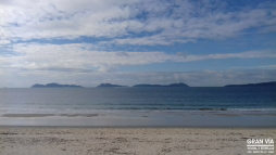 Islas Cíes Samil Playa